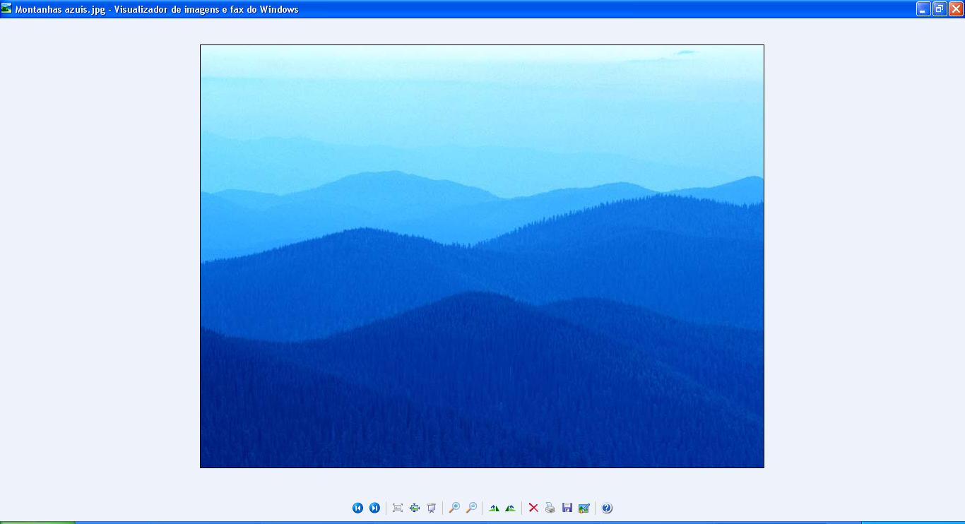 visualizador de imagem e fax do windows xp